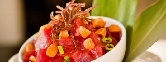 Yum Alert: Hawaiian Tuna Poke