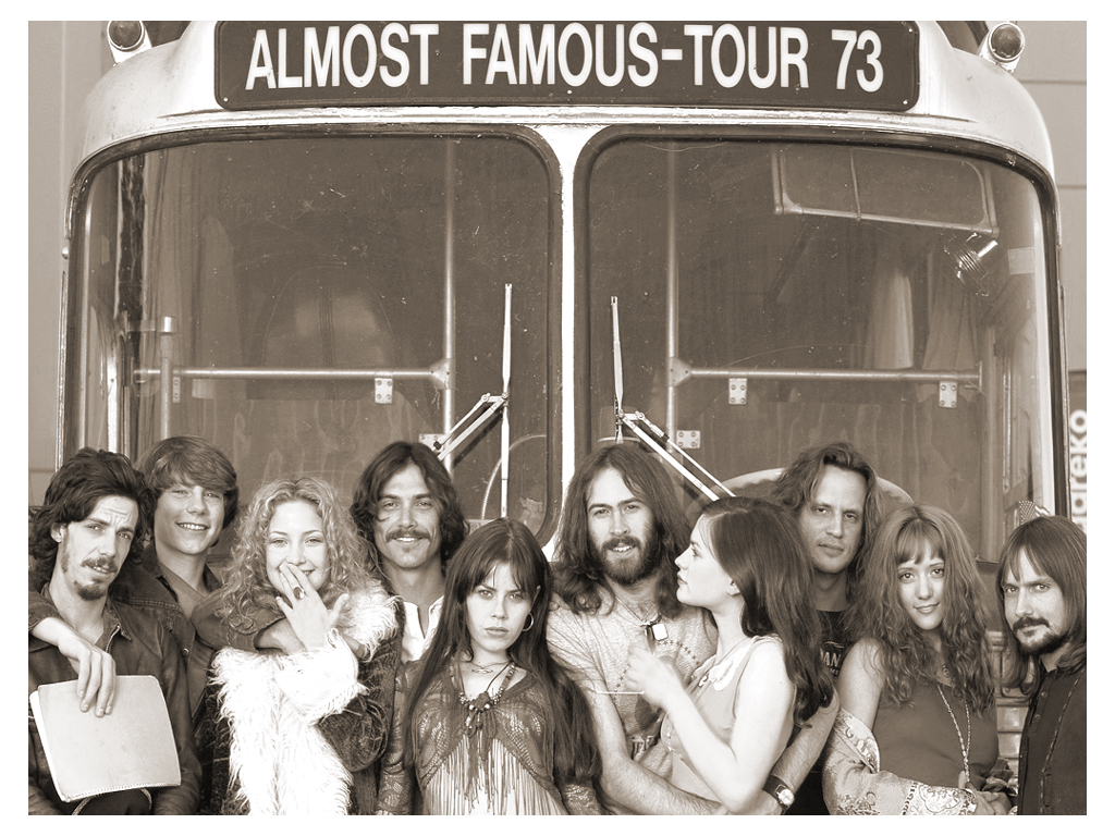 Chills Down My Spine: Almost Famous