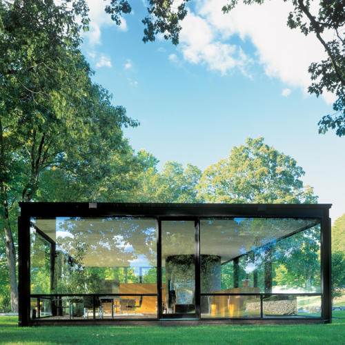 Glass houses are kind of creepy for Architecture home glass