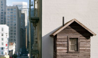 Cool Spotting: A Suspended Cabin in San Francisco