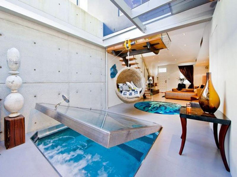 Awesome Spotting: Houses With Indoor Pools | The Luxury Spot