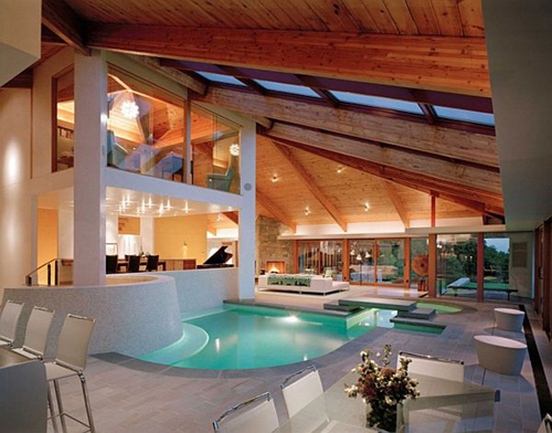 Awesome Spotting Houses With Indoor Pools The Luxury SpotThe Luxury