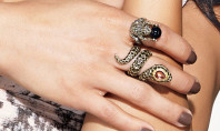 Snake Ring on the Cheap