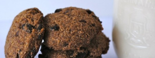 Yum Alert: Maggie's Buckwheat Breakfast Cookies