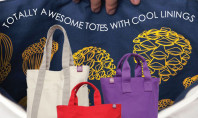 Travel Gear Spotting: Cuddly Monkey Totes Rock