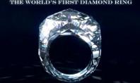 Bling Spotting: A $70-Million Giant Diamond Ring