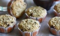 Yum Alert: Oat Orange and Chocolate Chip Muffins