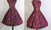 Etsy Spotting: 'Mad Men' Vintage Dress