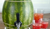 Yum Alert: Watermelon Is Nature's Keg