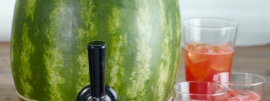 Yum Alert: Watermelon Is Nature's Keg