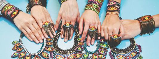 Fashion Spotting: DANNIJO Eye See You