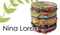 Giveaway Spotting: Nina Loren Silk Turban Bangles