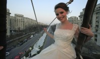 This Wedding Dress Train Is Only 1.85 Miles Long