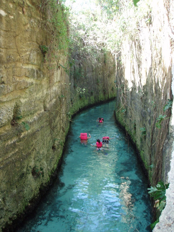 Places To Swim In Below The Border