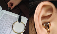 Style Spotting: Jewelry Meets Headphones