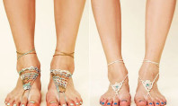 Foot Fetish: Jewelry For Your Feet