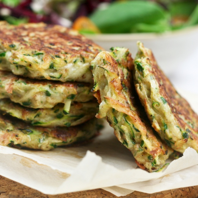 Zucchini Fritters RecipeThe Luxury Spot