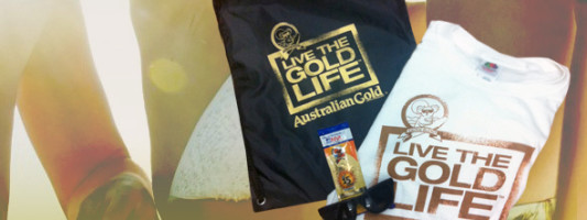 Giveaway Spotting: Australian Gold Memorial Day Package