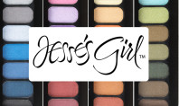 Giveaway Spotting: The Complete 9 Pan Eye Shadow Collection by Jesse's Girl