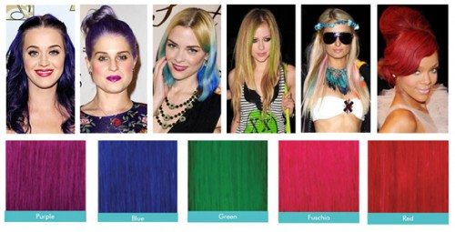 Giveaway neon milani hair extensions one of my favorite beauty trends this year is definitely funky neon hair extensions i love the idea of just dying a few sections of my hair bright blue pmusecretfo Gallery