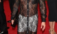 Marc Jacobs' Lace Onesie at the Met Ball 2012