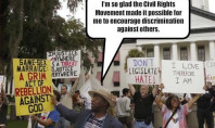 Rant Of The Week: Women, Gays, Blacks And Civil Rights