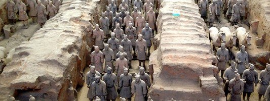 Travel Spotting: 5 Facts About China's Terracotta Army