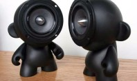 Decor Spotting: Kidrobot Speakers