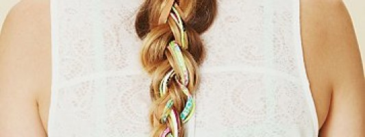 Accessories Spotting: Mermaid Braid