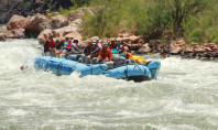Travel Spotting: White Water Rafting the Grand Canyon