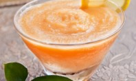 Yum Alert: Cantaloupe Tea Daiquiri