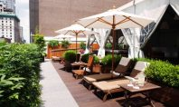 Beauty Spotting: The Outdoor Roofdeck Spa