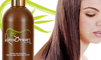 Giveaway Spotting: KeraGreen Smoothing Treatment at Patrick Melville Salon