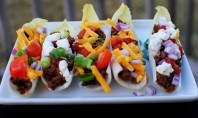 Yum Alert: Low Carb Taco Boats