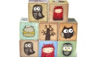 Etsy Spotting: Children's Wooden Blocks