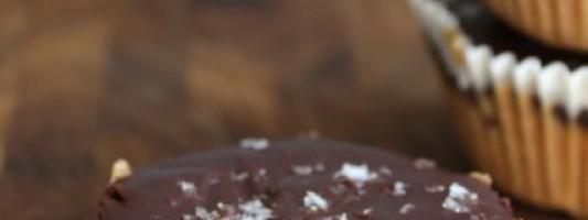 Yum Alert: Crunchy Peanut Butter Cups