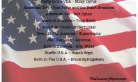 Music Spotting: July 4th Playlist