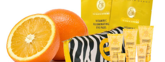 Win An Elizabeth Grant Vitamin C Skincare Kit