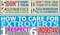 Relationship Spotting: Introverts Versus Extroverts
