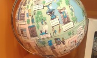 Travel Gear Spotting: NYC Globe
