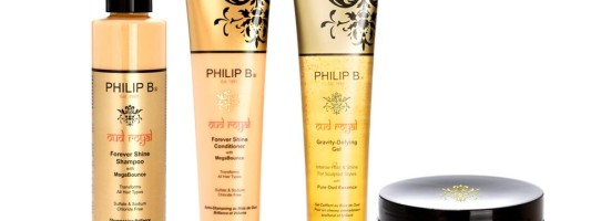 Beauty Spotting: Philip B's Royal Collection