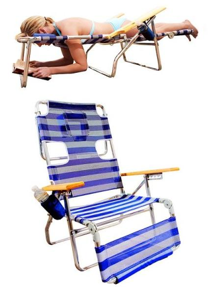 I Don T Know About You But Figuring Out A Comfortable Way To Simultaneously Tan And Read Is The Bane Of My Existence Never Fear This Chair Here