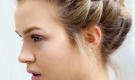 How to Get the Ultimate Braided Bun