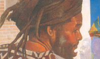 Art Spotting: Rastafari Portraits