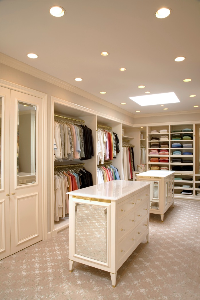 Custom closet ideas and inspirations for Dressing room accessories