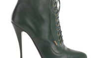 Shoe Crave: McQueen's Lace-Up Boots