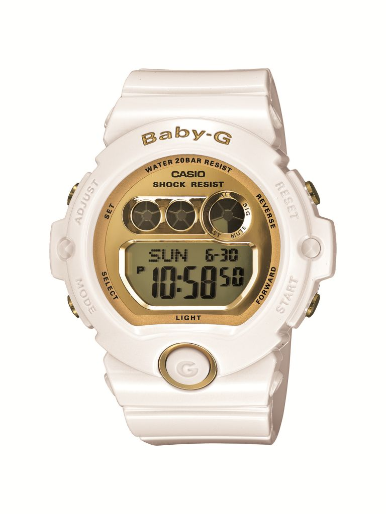 Do you remember the Baby-G watches that you used to wear when you wear ...