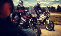 L'Occitane Spreads More Beauty, On Motorcycles!