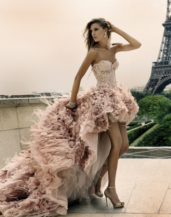 couture gown photography paris
