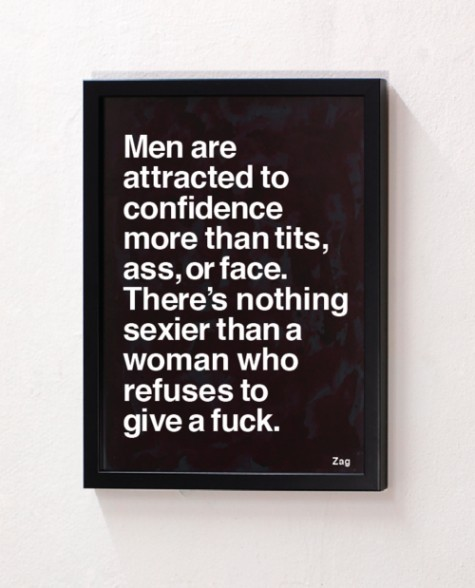 confidence and sex